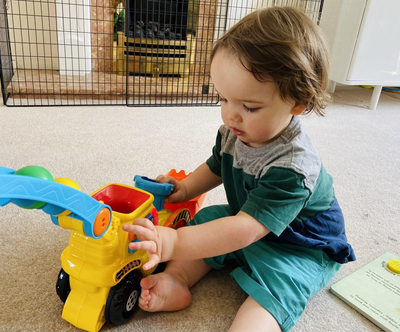Happy nearly birthday Joey – Blog from Slummy single mummy