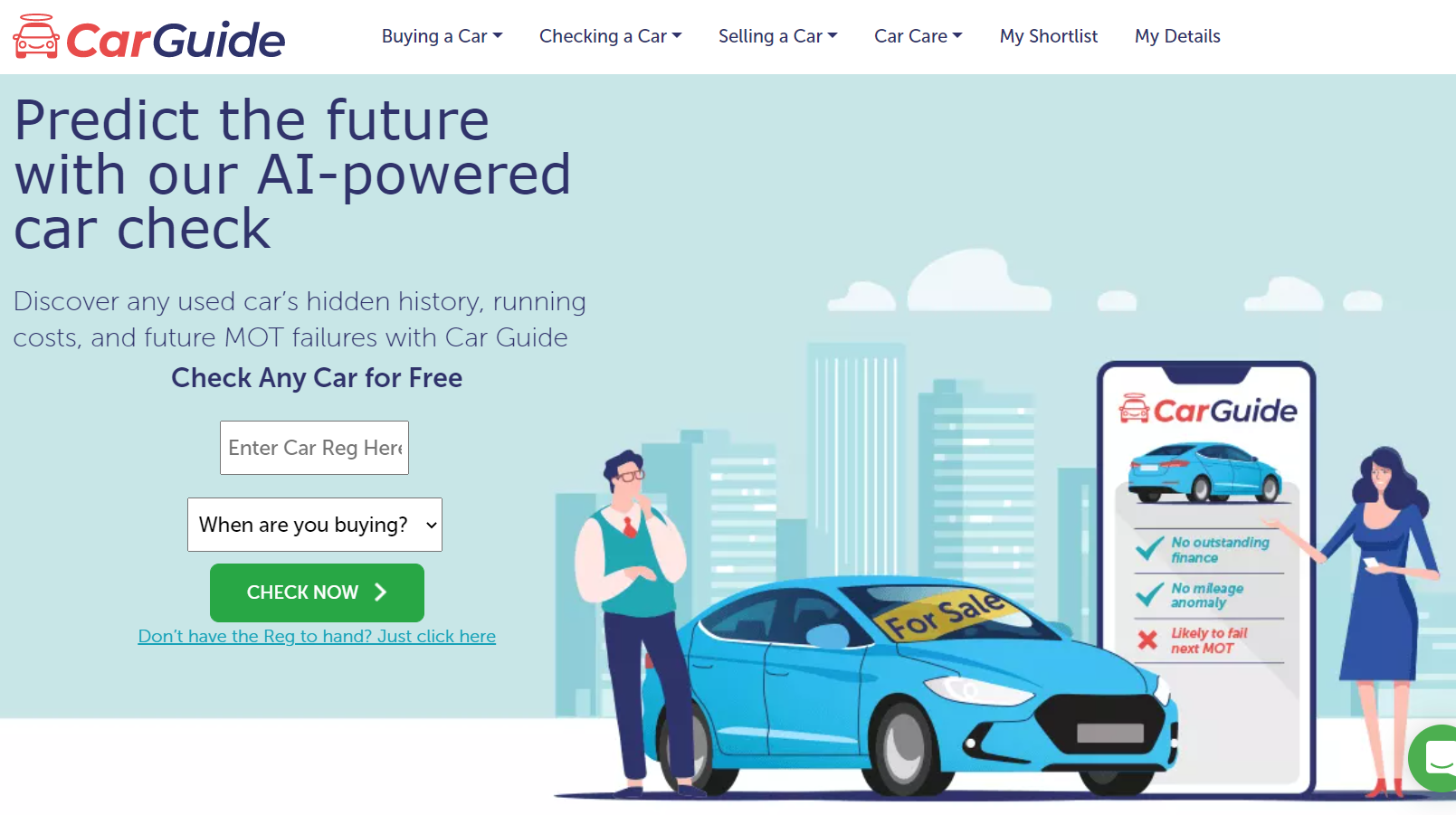 How to feel confident buying a car with Car Guide – Slummy single mummy